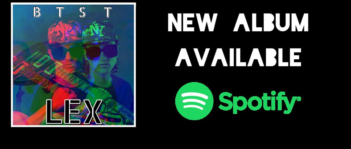 New album BTST